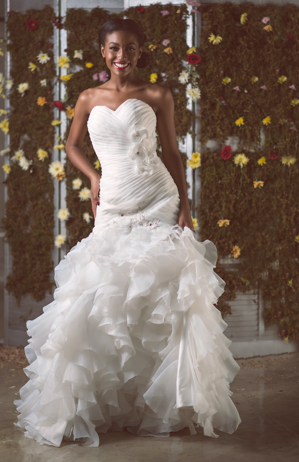 MeJeanne Couture Custom Wedding Gown Collection
