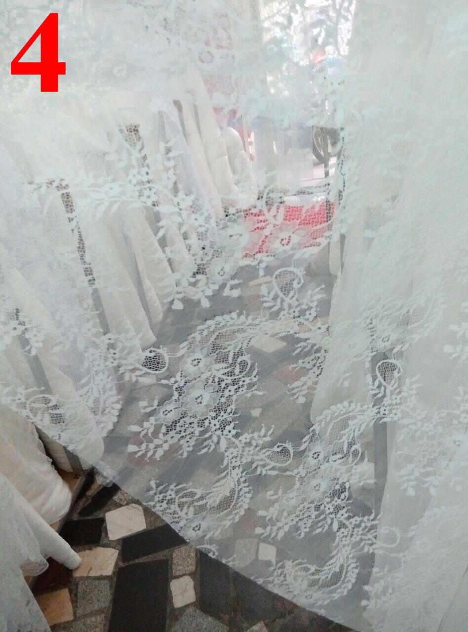 MeJeanne Couture Custom Wedding Dress- Fabrics - Ashley Dahlberg Laroche